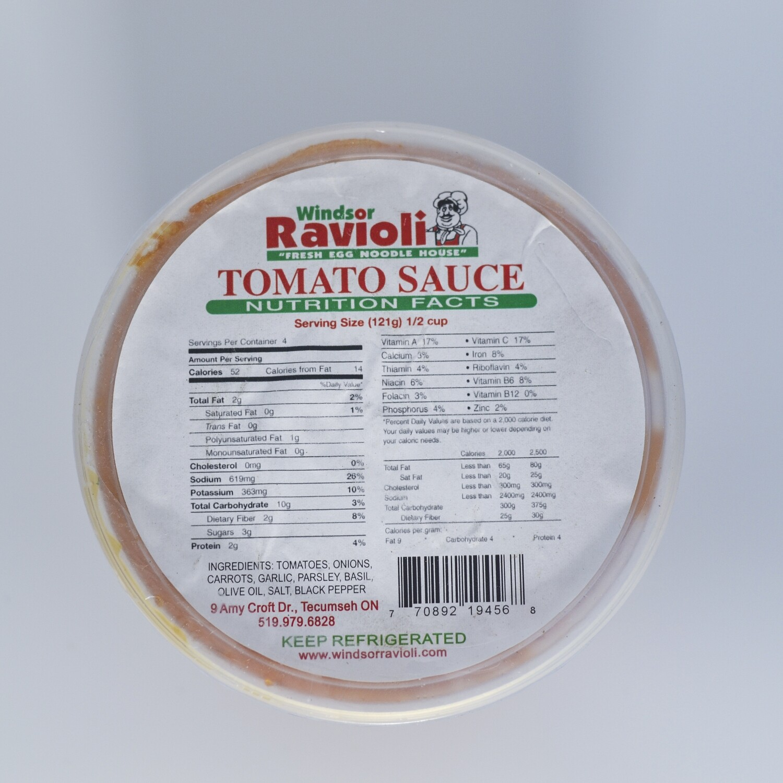 Cara Pasta - Tomato Sauce 500ml