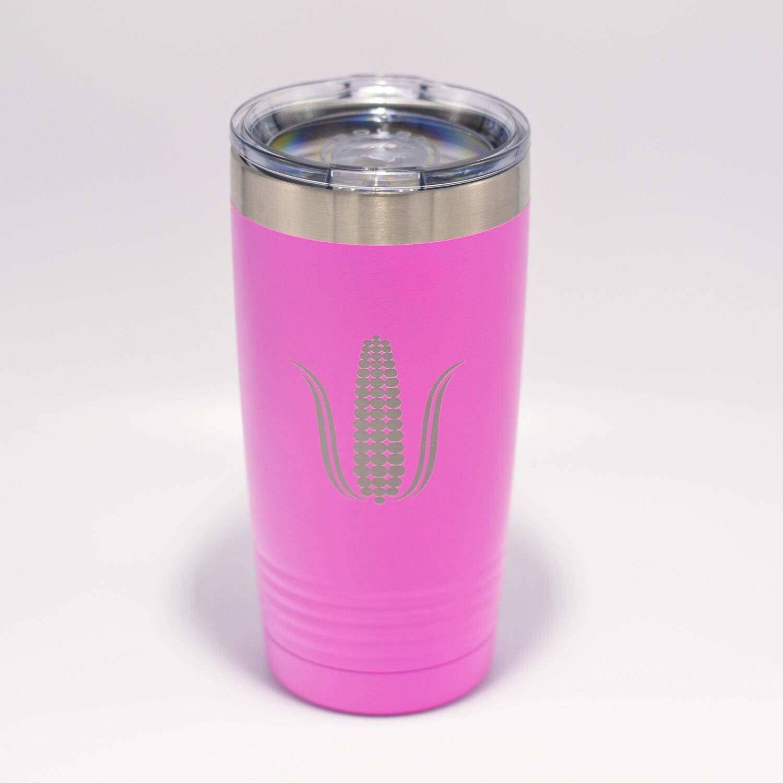 20oz Travel Mug  (Pink)