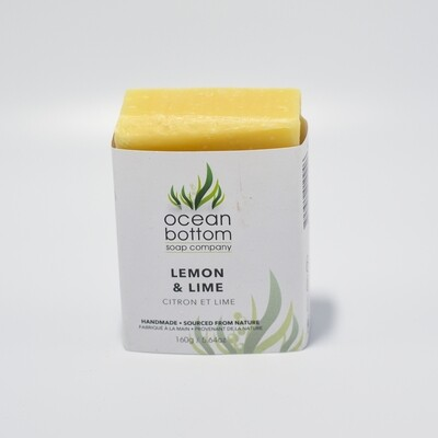 Ocean Bottom - Lemon & Lime