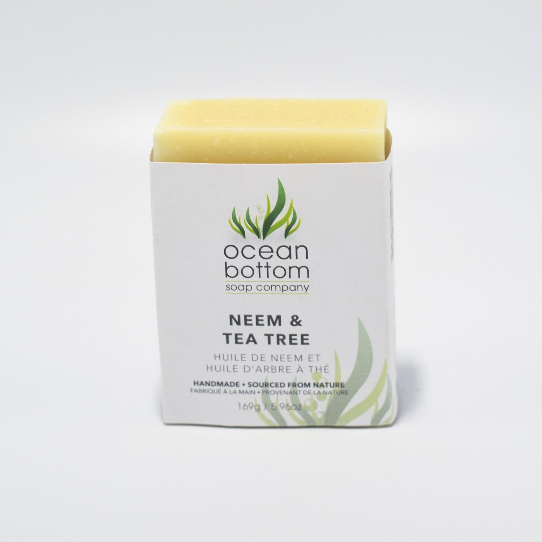 Ocean Bottom - Neem & Tea Tree