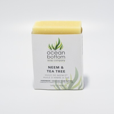 Ocean Bottom - Neem & Tea Tree