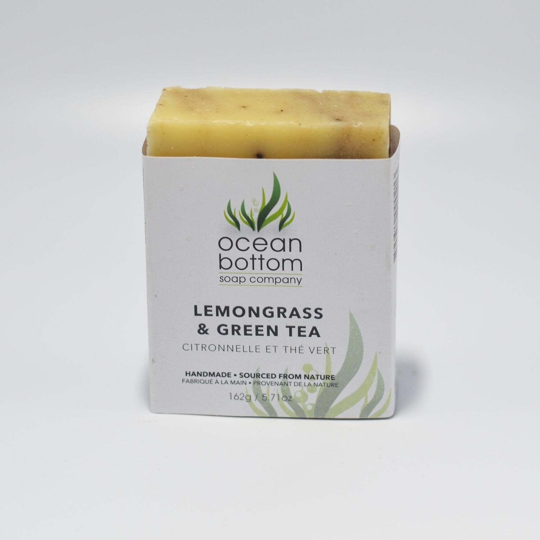 Ocean Bottom - Lemongrass & Green Tea