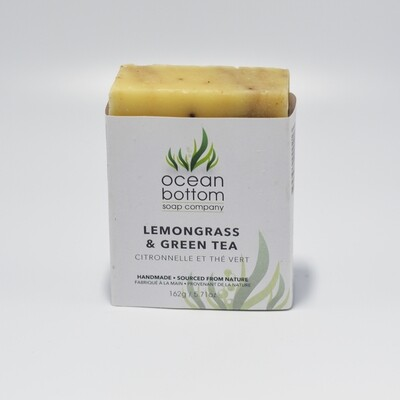 Ocean Bottom - Lemongrass & Green Tea