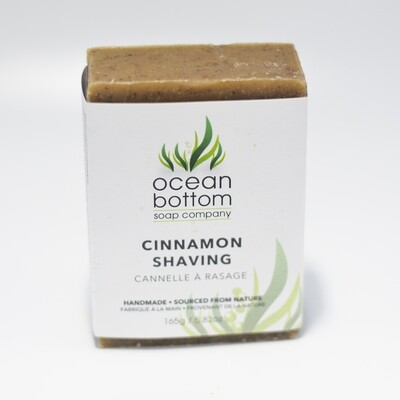 Ocean Bottom - Cinnamon Shaving Soap