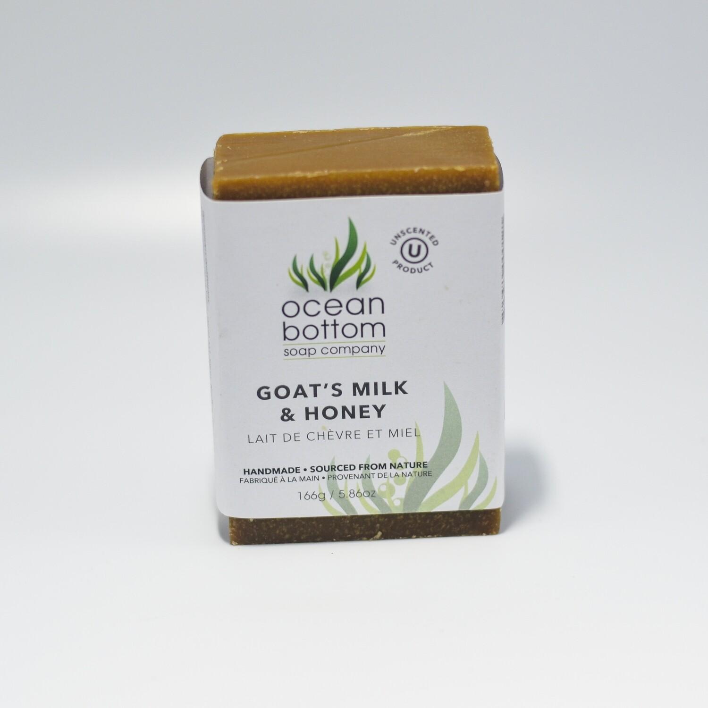 Ocean Bottom - Goat's Milk & Honey