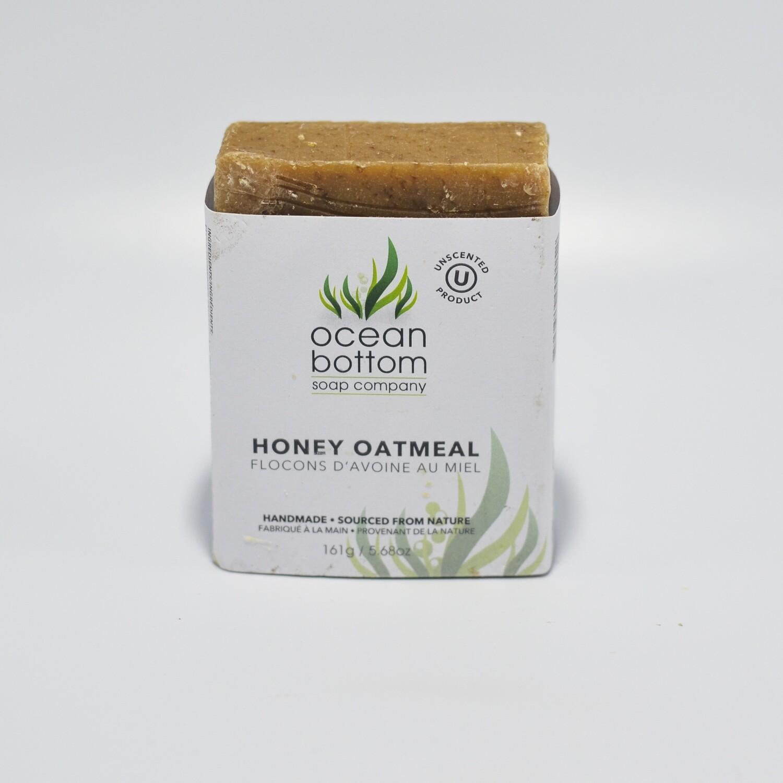 Ocean Bottom - Honey Oatmeal