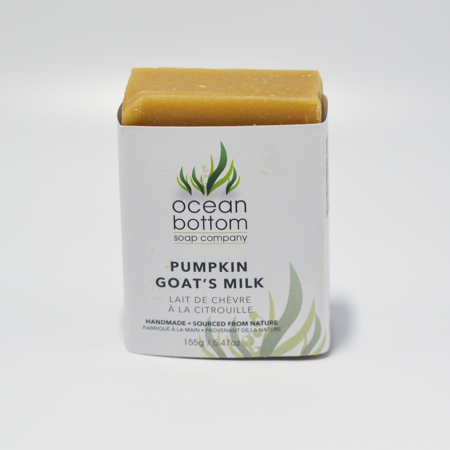 Ocean Bottom - Pumpkin Goat's Milk