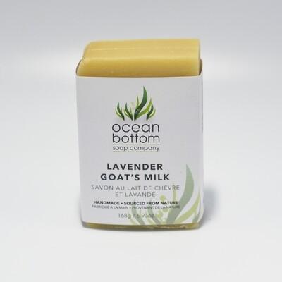 Ocean Bottom - Lavender Goat's Milk