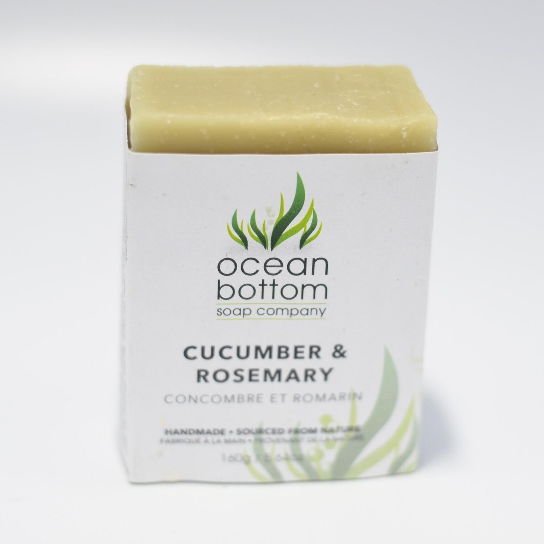Ocean Bottom - Cucumber & Rosemary