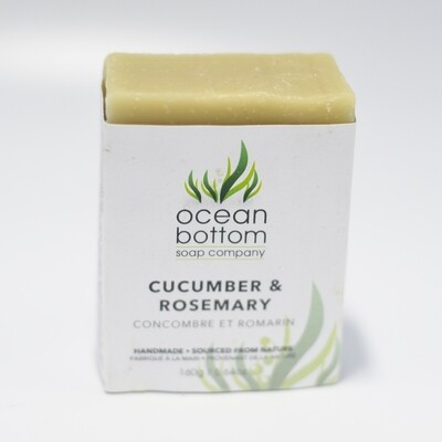 Ocean Bottom - Cucumber & Rosemary
