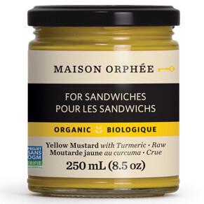 Maison Orphee - Yellow Mustard w/Turmeric