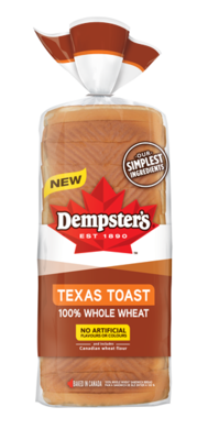 Dempsters - Whole Wheat Texas Toast