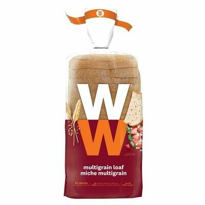Weight Watchers - Multigrain Loaf