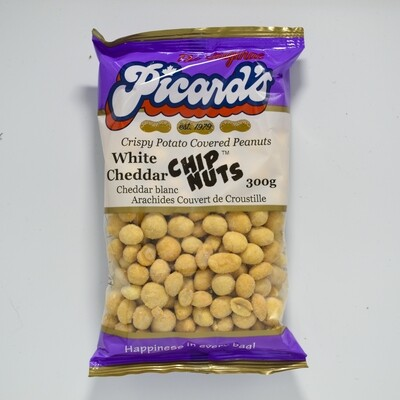 Picard's - White Cheddar Chipnuts 310g