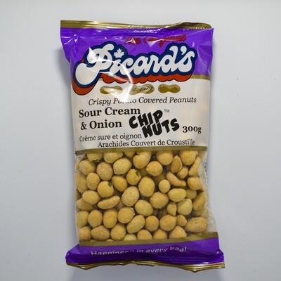 Picard's - Sour Cream & Onion Chipnuts 310g