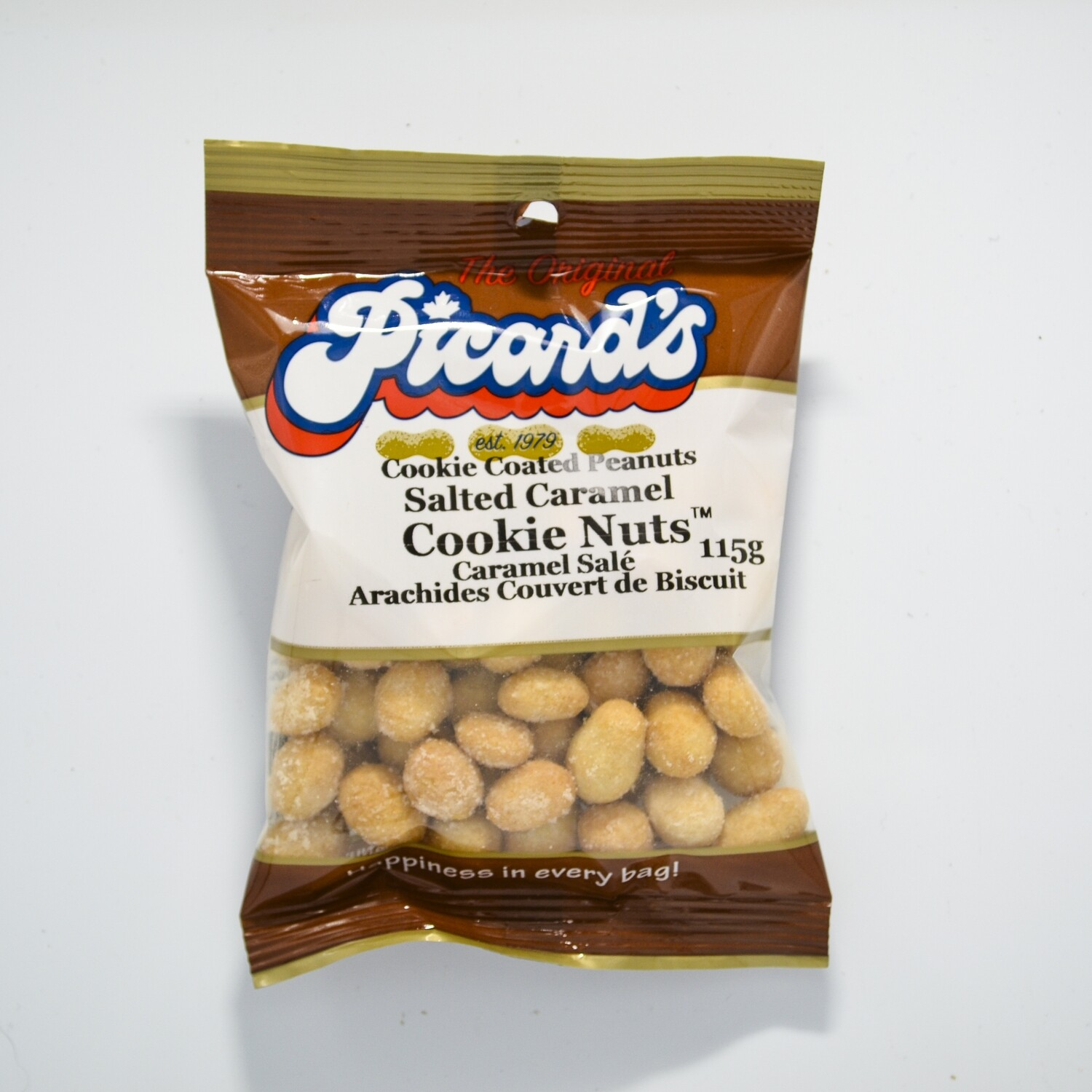 Picard's - Salted Caramel Cookienuts 115g