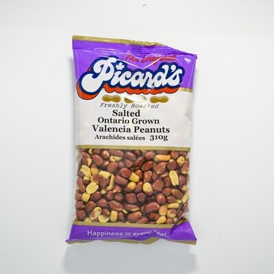 Picard's - Salted Valencia Peanuts 310g