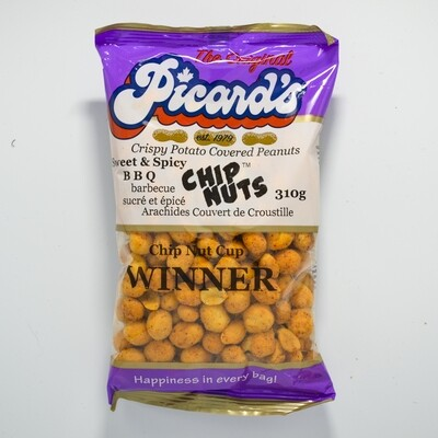 Picard's - Sweet & Spicy BBQ Chipnuts 310g
