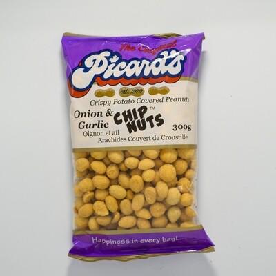 Picard's - Onion & Garlic Chipnuts 310g