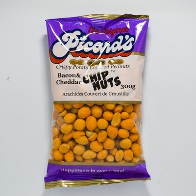 Picard's - Bacon & Cheddar Chipnuts 310g
