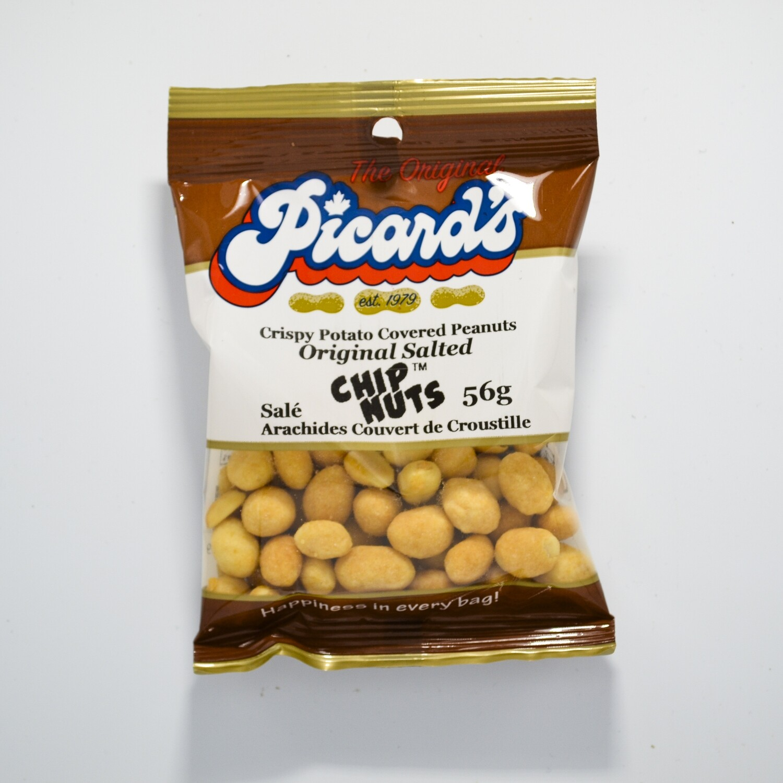 Picard's - Original Salted Chipnuts 56g