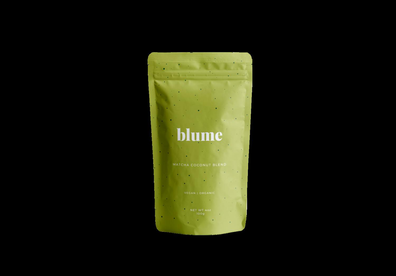 blume - Matcha Coconut Blend  (V)  100g