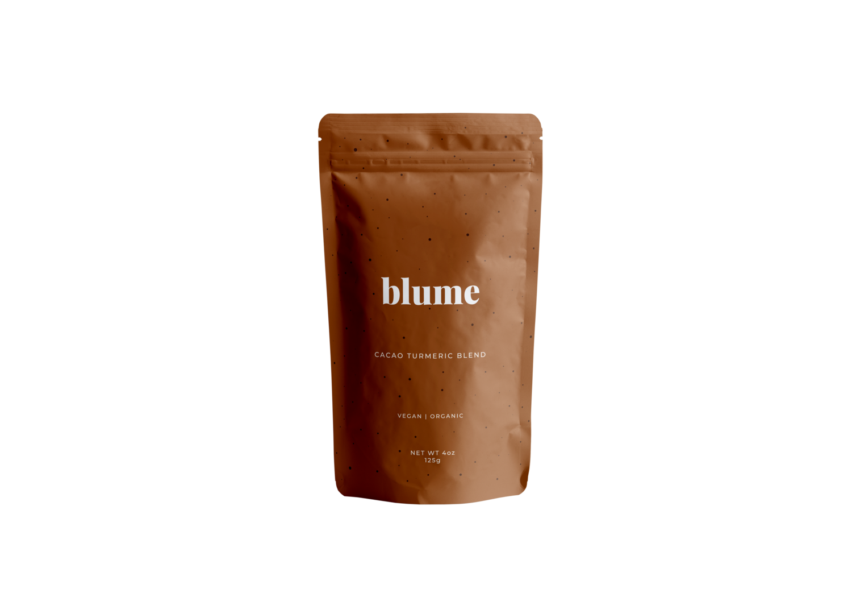 blume - Cacao Turmeric Blend  (V)  100g