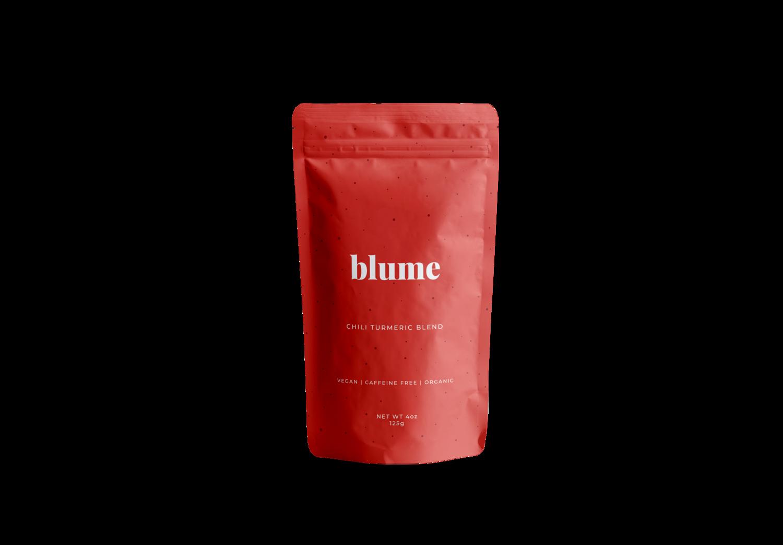 blume - Chili Turmeric Blend  (V)  100g
