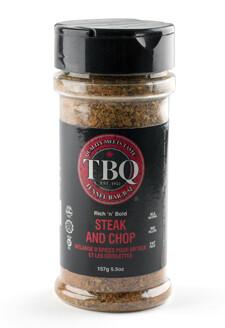 TBQ - Steak and Chop
