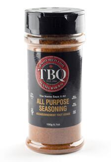 TBQ - All Purpose Seasoning