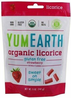 YumEarth - Organic Licorice Nibs