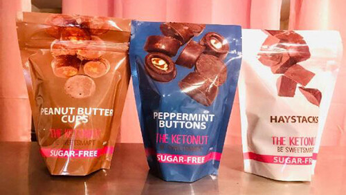 The Ketonut - Peanut Butter Cups /2pk