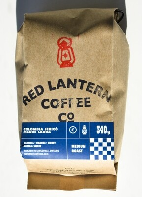Red Lantern -  Colombia Jerico Madre 340g