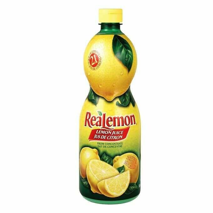 ReaLmon Juice (945ml)