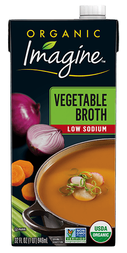 Imagine Foods - Vegetable Broth (1ltr)