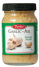 Derlea Minced Garlic  (125g)