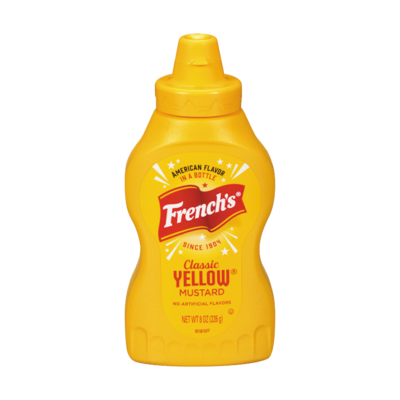 French's  Mustard  225ml
