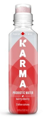 Karma - Probiotic Water - Berry Cherry 532ml