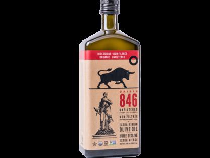 Origin 846 Natural Unfiltered Extra Virgin Olive Oil (846ml)