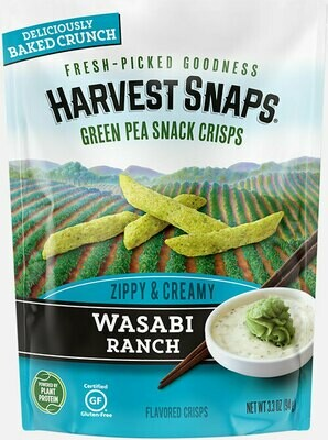 Harvest Snaps - Wasabi Ranch 93g