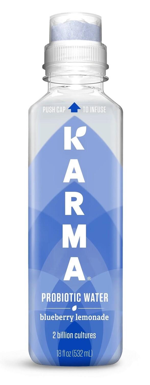 Karma - Probiotic Water - Blueberry Lemonade 532ml