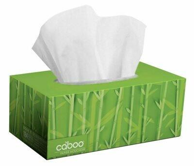 Caboo - 2ply Facial Tissue Box