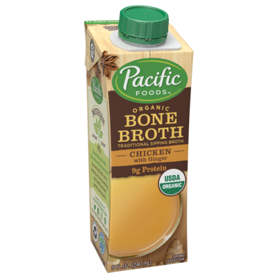 Pacific Foods - Sipping Bone Broth  237ml