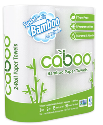 Caboo - 2ply Paper Towels