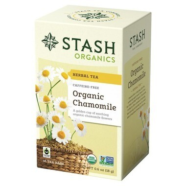STASH - Org. Chamomile  18 tea bags