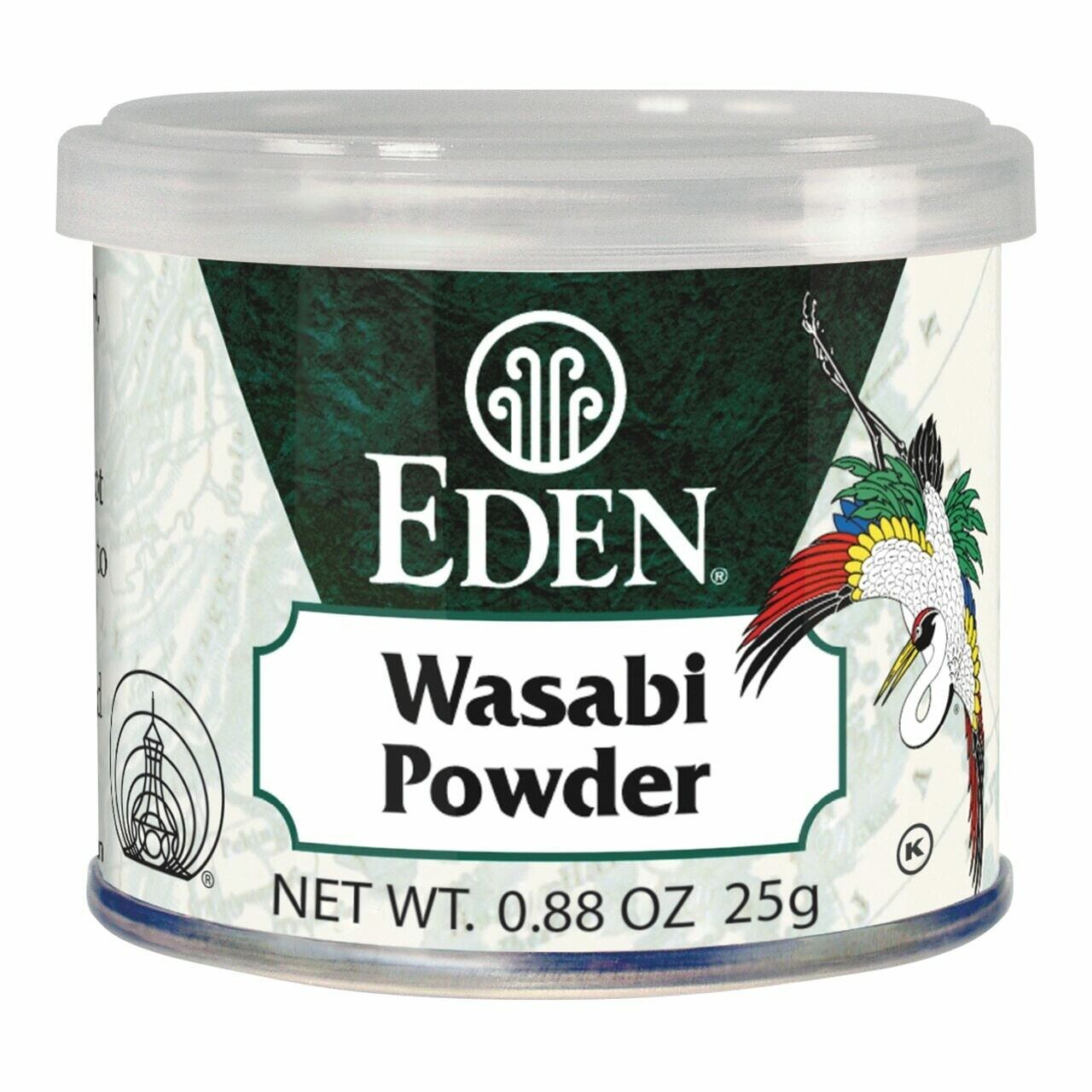 Eden Wasabi Powder  25g