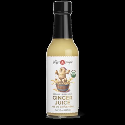 Ginger People - Org. Ginger Juice  147ml