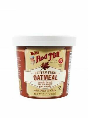 Bob's Red Mil GF Maple Brown Sugar Oatmeal  67g