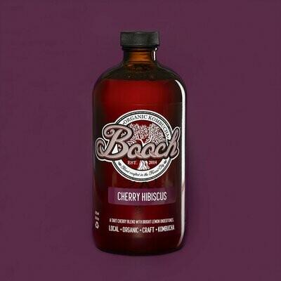 Booch - Cherry Hibiscus