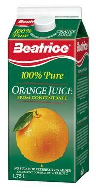 Orange Juice 1.89L